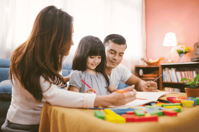 Feeling Sian? 6 Creative And Affordable Activities For Kids During Phase Two