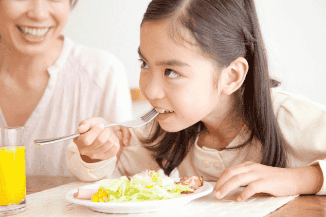 is it safe for a child to be vegan