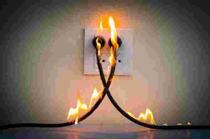 fire hazards in the home
