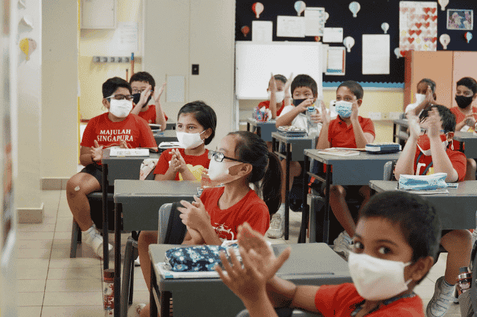 Lower Primary And Secondary Schools To Continue Home-based Learning After June Holidays