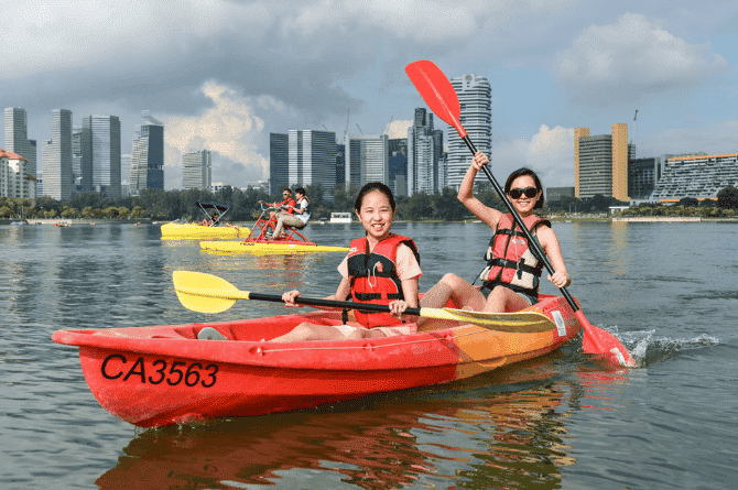 8 Cool Places To Visit At The Singapore Sports Hub