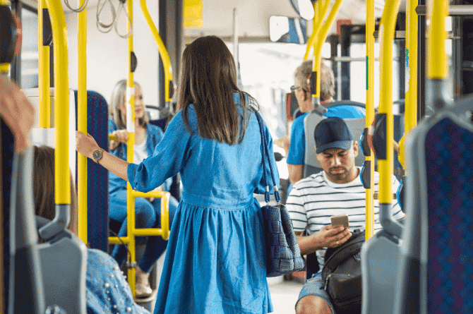 safety issues in public transport