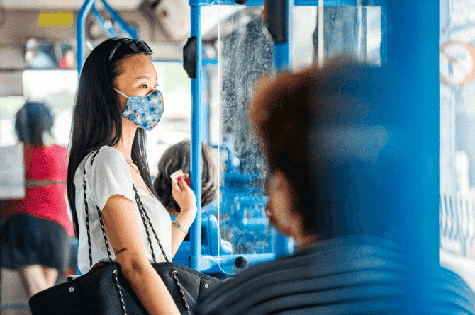 'Call The Police': Woman Without Mask On Bus Taunts SBS Transit Staff