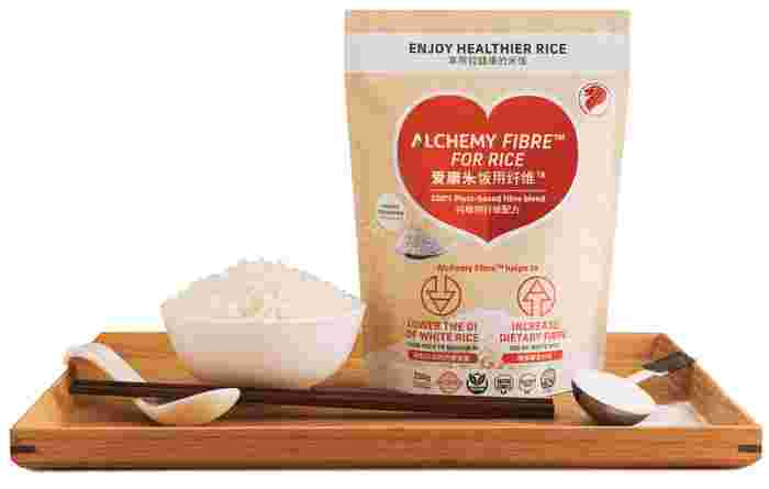 Alchemy Fibre For Rice Launches In Fairprice, Sheng Siong, Redmart And Other Major Supermarkets And Online Grocery Stores