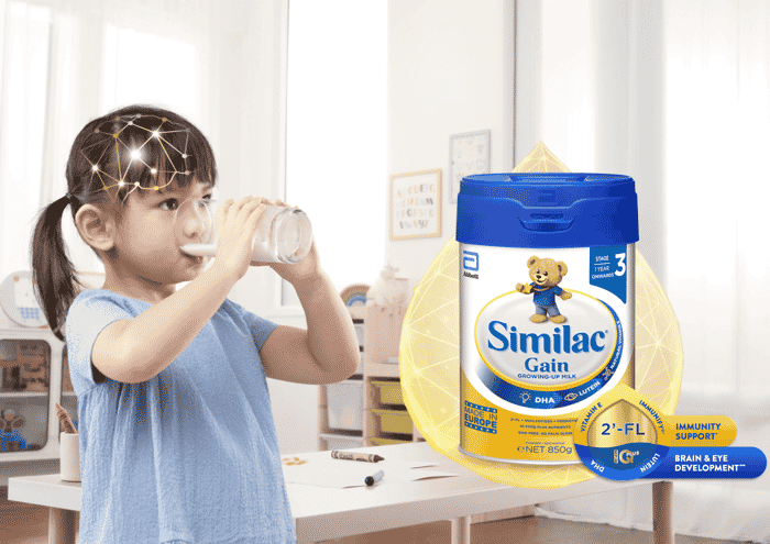 Choosing Toddler Growing Up Milk That's Nutritionally Rich And Value For Money