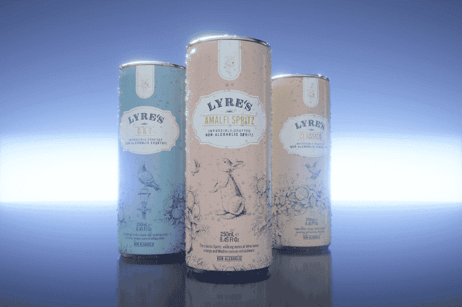 Lyre's Launches Non-Alcoholic Cocktails In A Can In Singapore