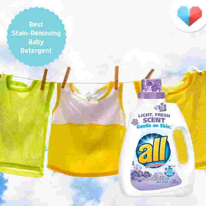 Baby Detergent Singapore: Safe & Gentle Brands for Your Little One