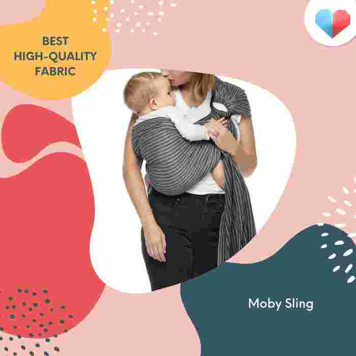 Moby Sling: Best High-Quality Fabric