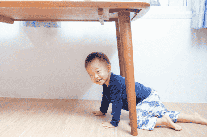 baby proofing house checklist