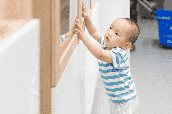 7 Budget-Friendly Ways To Childproof Your Home Before Your Baby Arrives