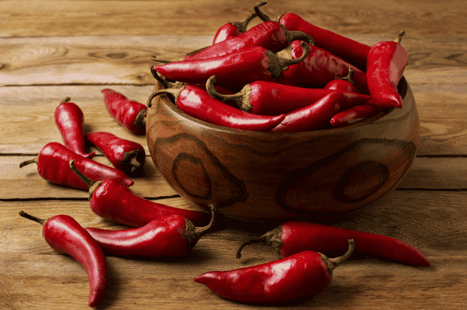 can spicy food hurt you