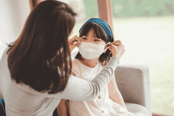best covid mask for kids