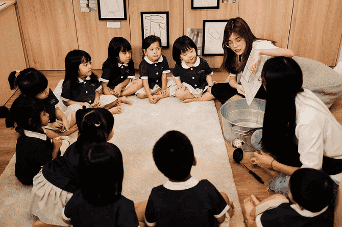 Top 10 Most Highly Rated Preschools In North Singapore 2021