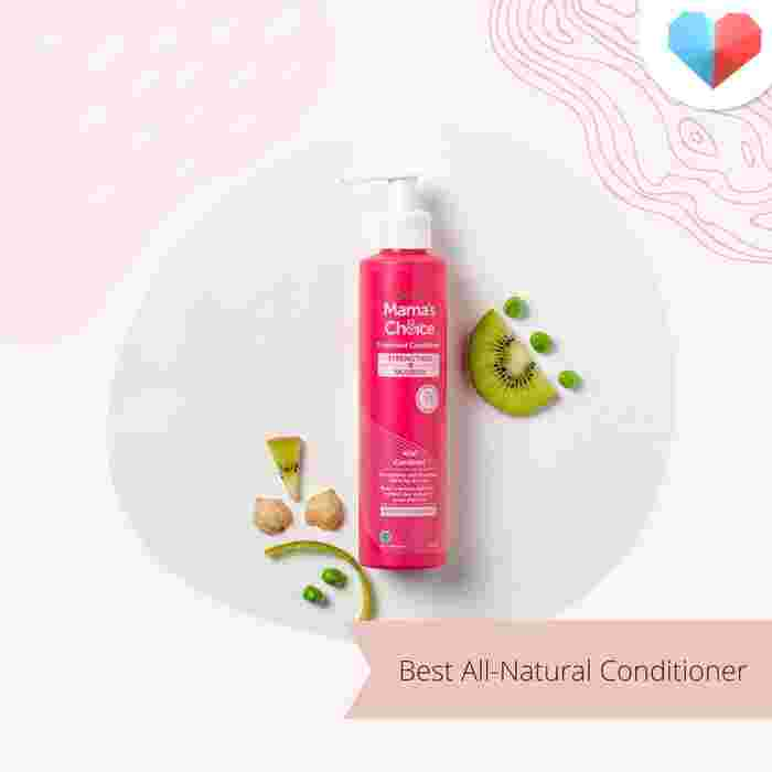 Mama's Choice Treatment Conditioner: Best all-natural hair conditioner