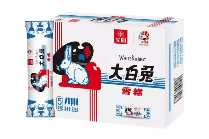 The Ultimate Throwback This September: The Original White Rabbit Is Back As An Ice Cream!
