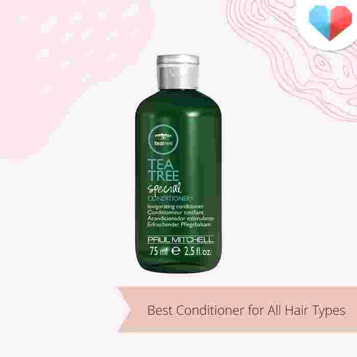 Paul Mitchell Tea Tree Special Conditioner: Bestfor all hair types