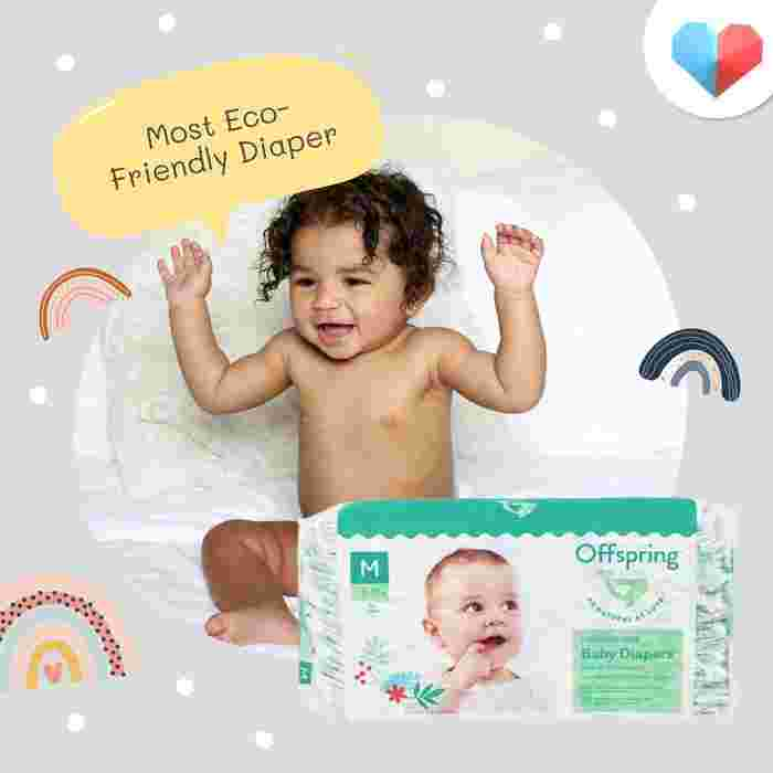 Offspring Baby Diapers - Most Eco-Friendly Diaper