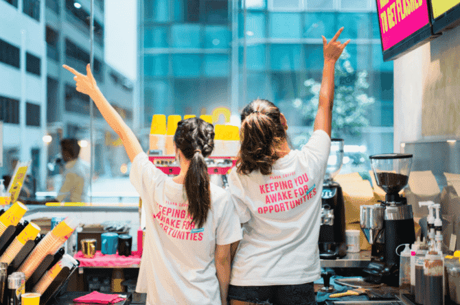 Free Coffee For All On 7 September: Flash Coffee Celebrates One Million Cups Sold In Asia
