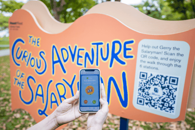 Embark On The First Ever Multi-Sensory Reading Adventure With Read! Fest 2021'S Inaugural Literary Trails At The Parks And The National Library Building