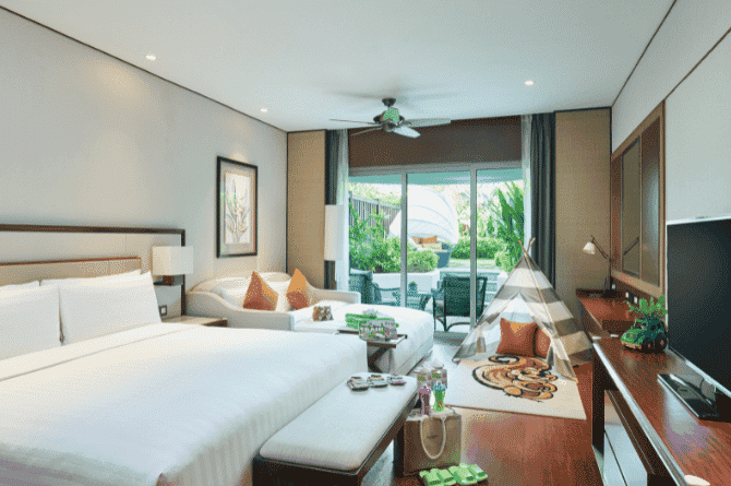 Shangri-La Singapore Launches First-Ever Family Playcation Wellness Camp