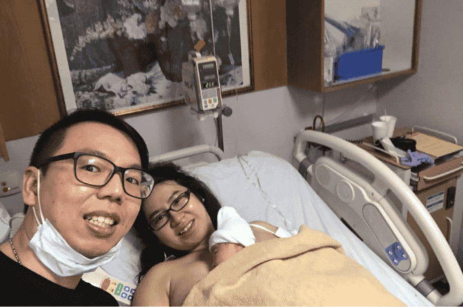 My LDR Pregnancy Amidst Covid-19 Pandemic
