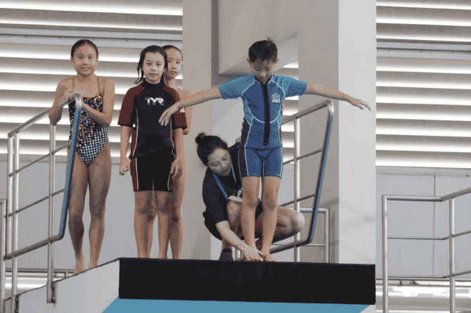learning diving in singapore