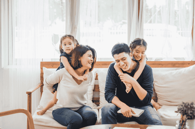 process of paying off mortgage