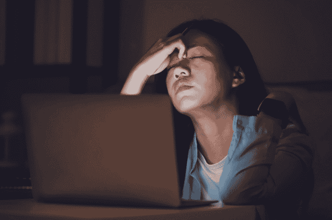 signs of burnout at work
