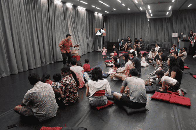 Nurturing Performing Hearts: Gateway Arts To Engage Artists, Youths, And The Community