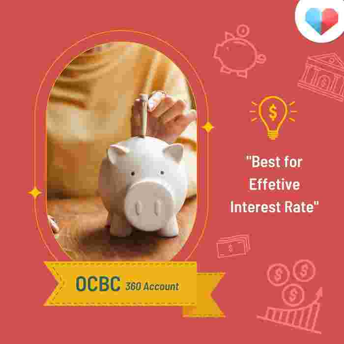 OCBC 360 Account Review  Best For Effective Interest Rate