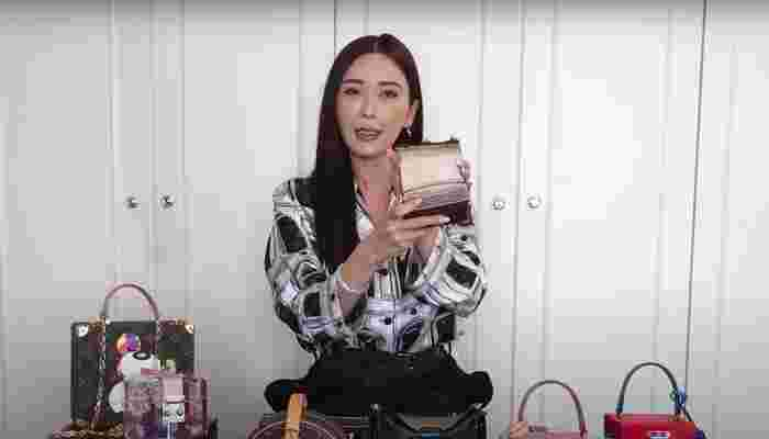 Jamie Chua Flaunts Her Louis Vuitton Collection And Reveals Why She Doesn't Put Anything In Half Of Them