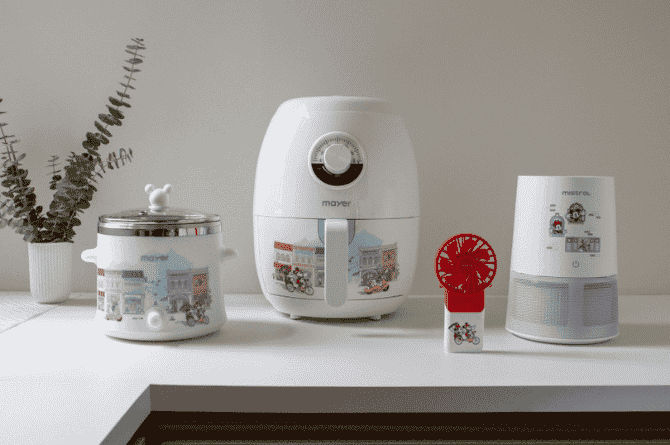 Celebrating Home With Disney x Mayer's Exclusive Mickey Loves Singapore Collection