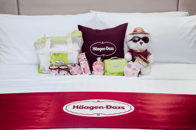 Don't Hold Back, It's Time For The Ultimate Häagen-Dazs Holiday!