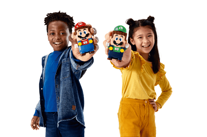 Show Off Your Creativity And Passion With The All New LEGO® Super MarioTM Championship