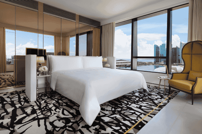 Enjoy Immersive Dining And Staycation Experiences At Marriott Bonvoy Hotels In Singapore
