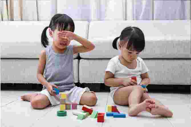 What Causes Sibling Rivalry