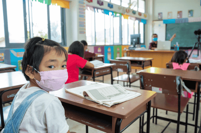 Masks, Ventilation, Vaccination: 3 Ways To Protect Our Kids Against The Delta Variant