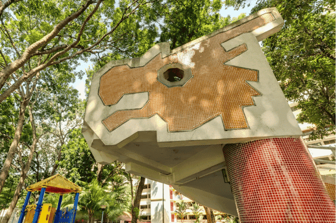 September Holiday Activities: Vintage Dragon Playgrounds In Singapore