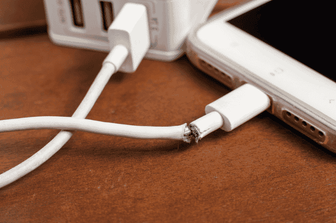 14-Year-Old Girl Dies After Getting Electrocuted While Using A Damaged iPhone Cable