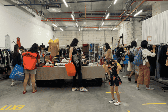 Why Singaporeans Should Be Swapping Clothes Instead Of Throwing Them Away