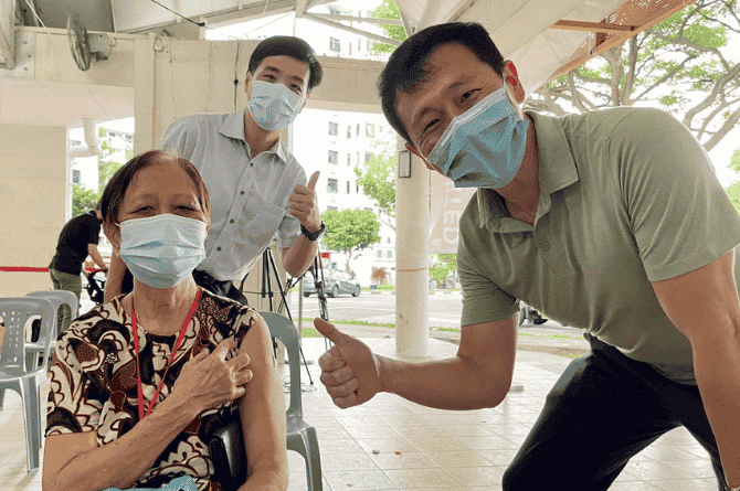 Ong Ye Kung Urges Pregnant Singaporean Women To Get Vaccinated As Soon As Possible