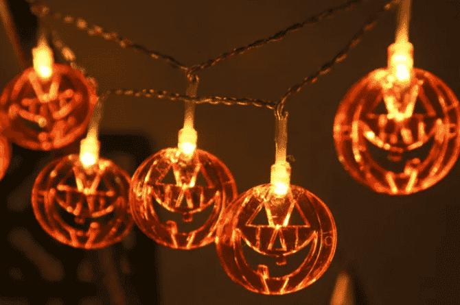 where to buy halloween decorations