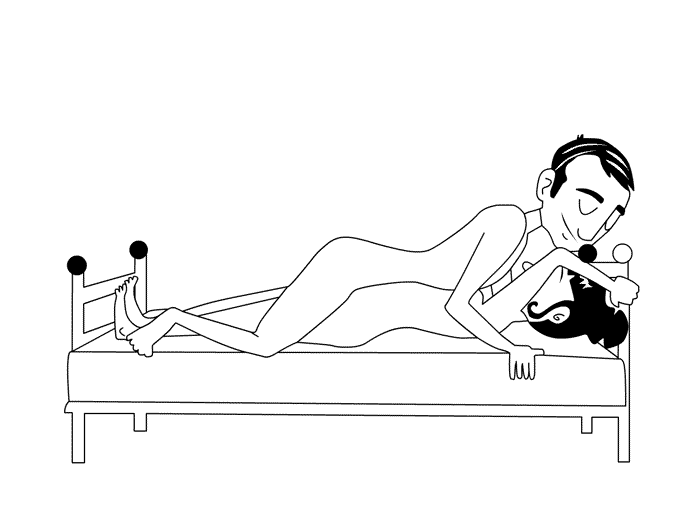 5 Sex Positions To Try Out To Avoid Getting Pregnant