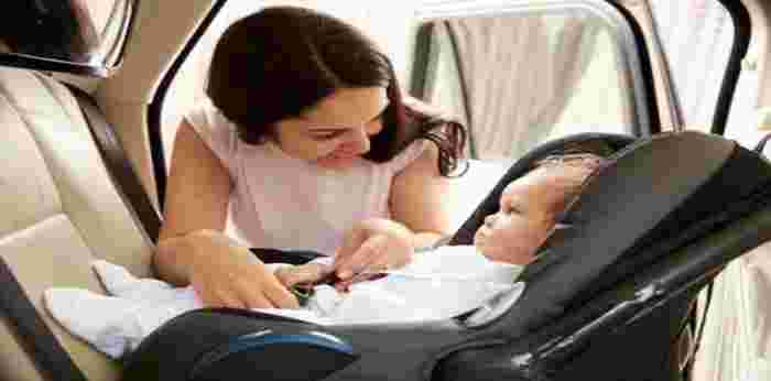 baby in car seat 133