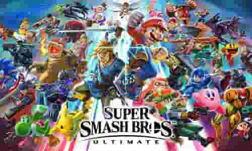 super Smash Brothers Ultimate Nintendo Switch มือสอง