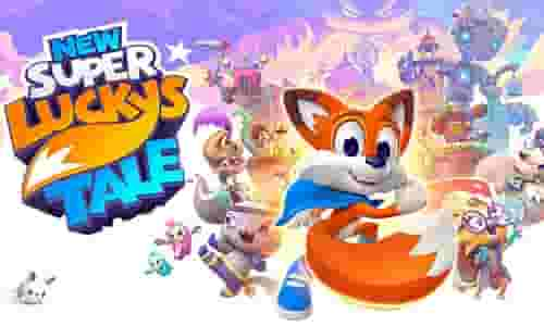 New Super's Lucky's Tale Nintendo Switch มือสอง