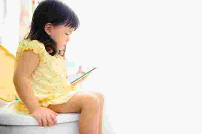 The Day My Child Cried Because Of Hard Bowel Movements And How It Changed Me