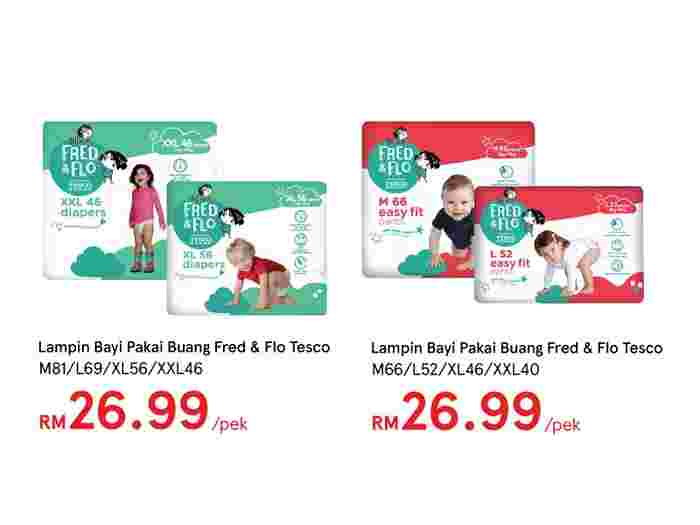 5 Awesome Deals You MUST Check Out At The Tesco Baby Fair 2020