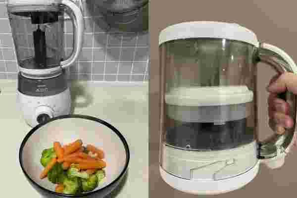 #TAPreviews: Philips Avent 4-in-1 Healthy Baby Food Maker