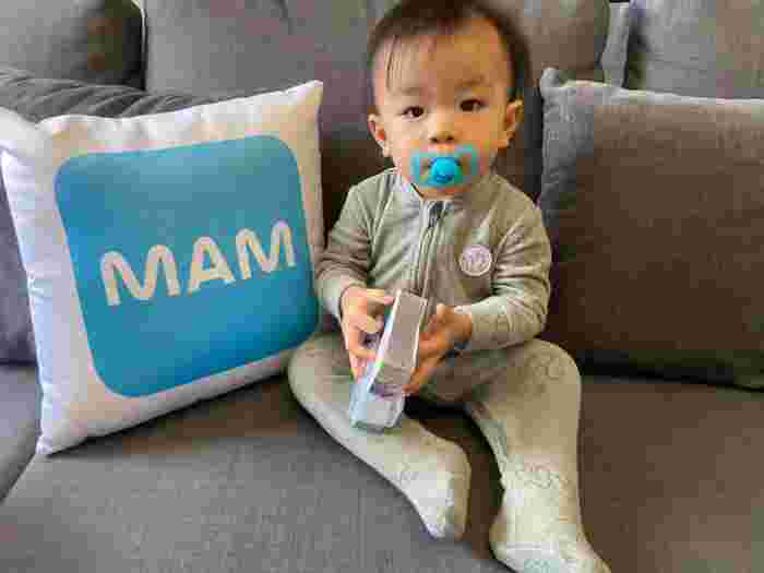 mam baby supreme pacifier
